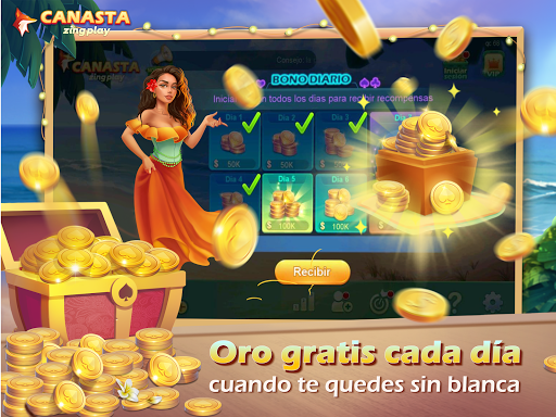 Canasta ZingPlay screenshot 13