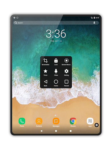 Assistive Touch for Android screenshot 11