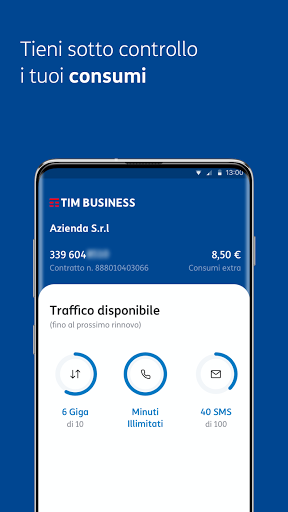 TIM BUSINESS screenshot 1