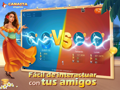 Canasta ZingPlay screenshot 5