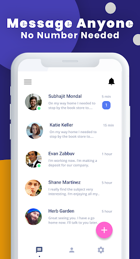 New Messenger 2020 screenshot 7
