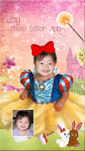 Cute Baby Photo Montage App 👶 Costume for Kids screenshot 6
