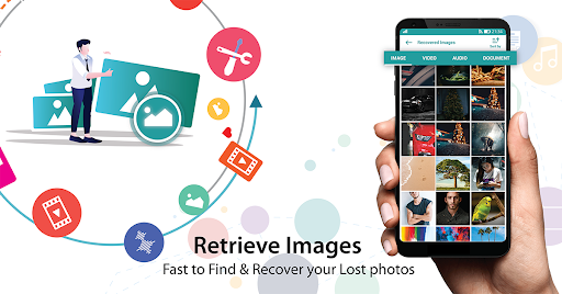 Photo Recovery-Deleted Data recovery-Restore Files screenshot 2
