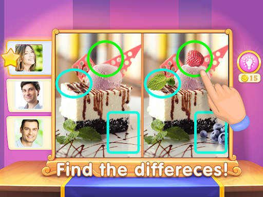 Differences online - Spot IT screenshot 9