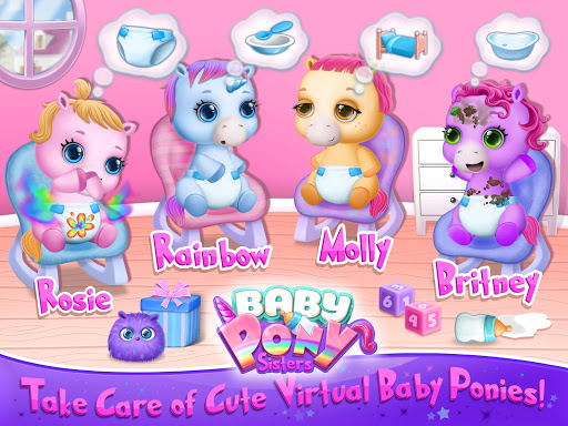 Baby Pony Sisters screenshot 8