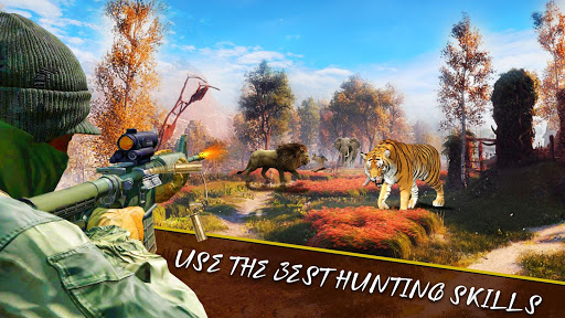 Deer Animal Hunting 2021 screenshot 1