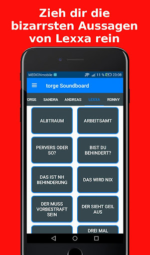 Torge Soundboard screenshot 4