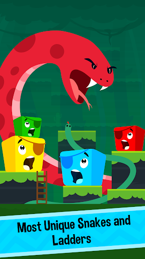 🐍 Snakes and Ladders Board Games 🎲 screenshot 1