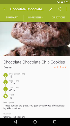 Cookmate (formerly My CookBook) screenshot 2