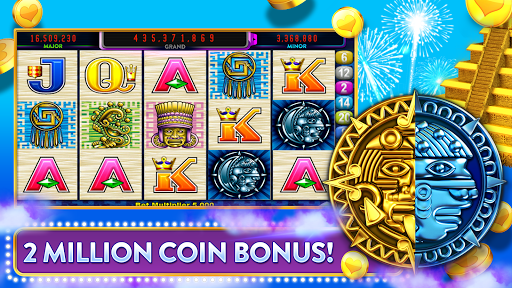 Slots: Heart of Vegas™ - Free Casino Slots Games screenshot 1