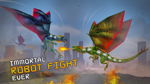 Deadly Flying Dragon Attack 屏幕截图 8