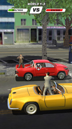 Gang Racers screenshot 1