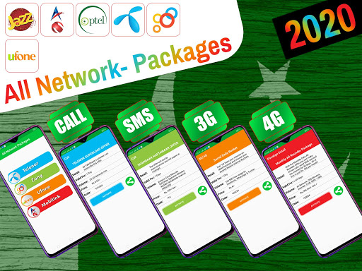 All Network Packages 2021 screenshot 9