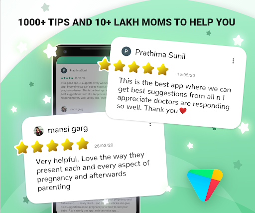 🇮🇳 Indian Pregnancy Apps, Baby Care Community screenshot 13