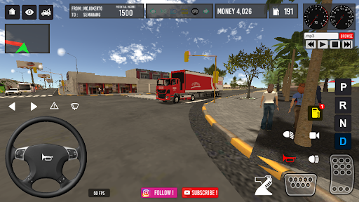 IDBS Truck Trailer screenshot 2