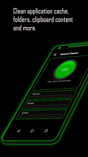 Ancleaner, Android cleaner screenshot 2