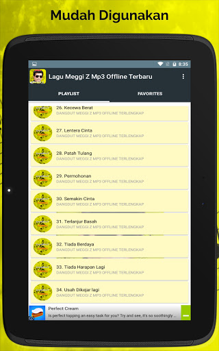 Lagu Meggi Z Mp3 Offline Terbaru screenshot 9
