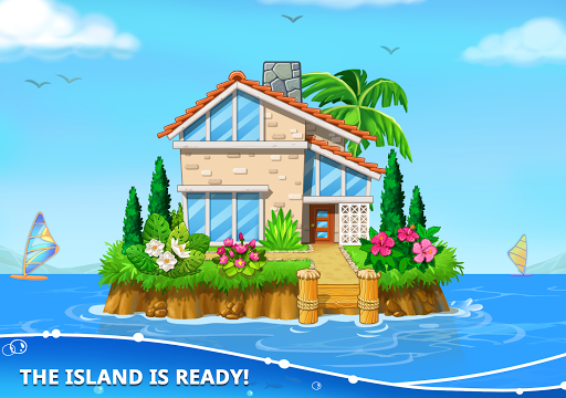 Game Island. Kids Games for Boys. Build House screenshot 12
