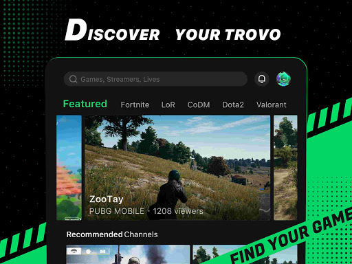 Trovo screenshot 7