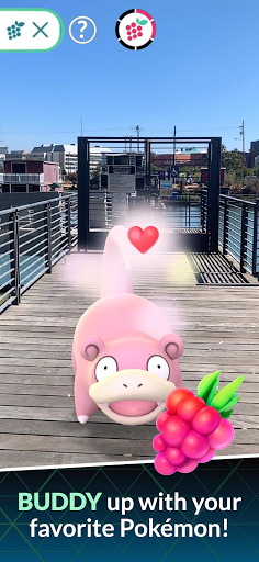 Pokémon GO screenshot 6