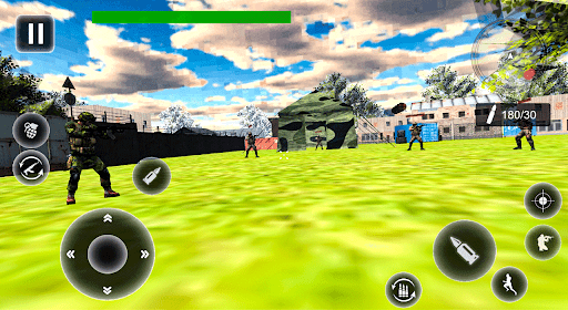 Bullet Field screenshot 2