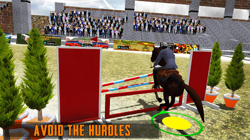 Horse Jumping Simulator 2020 screenshot 5