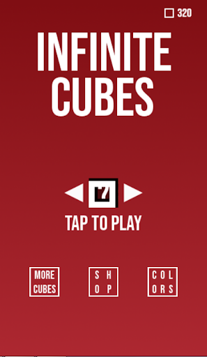 INFINITE CUBES screenshot 1