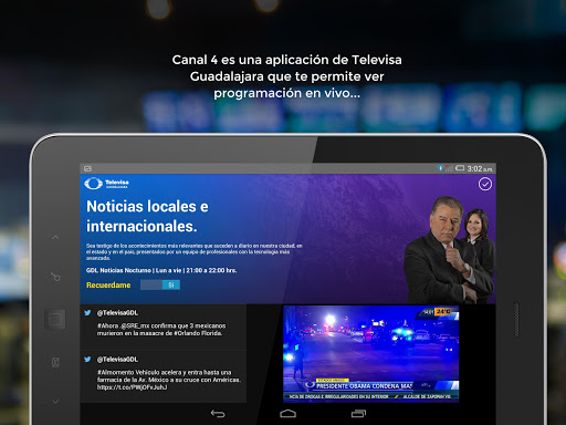 Canal 4 screenshot 4