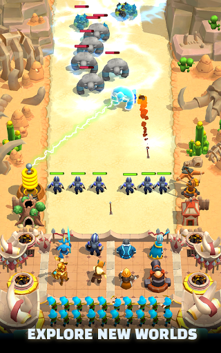 Wild Castle TD screenshot 7