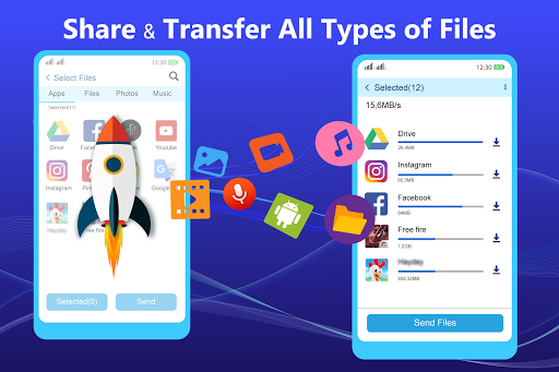 Share - File Transfer & Connect screenshot 14