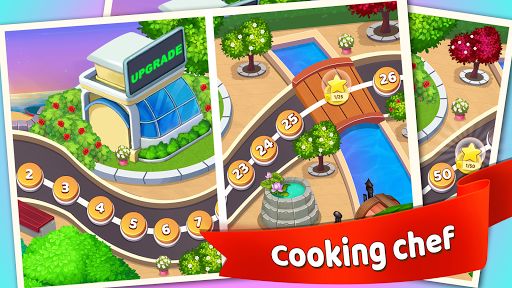 Cooking Star Chef screenshot 2