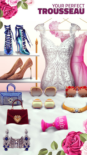 Super Wedding Stylist 2021 Dress Up & Makeup Salon screenshot 13