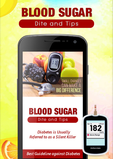Blood Sugar Diet, Diabetes Diet Plan screenshot 1