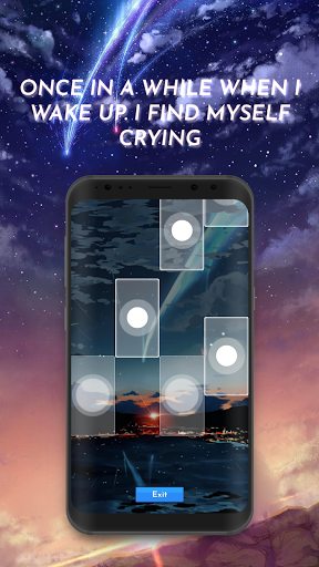 Piano Tiles Anime screenshot 3