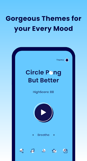 Circle Pong But Better 屏幕截图 3