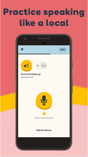 Fun & Fast Language Learning App screenshot 12