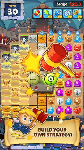 MonsterBusters: Match 3 Puzzle screenshot 8