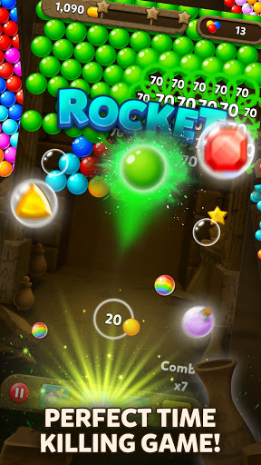 Bubble Pop Origin! Puzzle Game screenshot 18