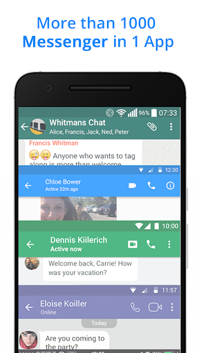 The Messenger for Messages, Text, Video Chat screenshot 2