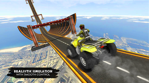 ATV Quad Bike Simulator 2021 screenshot 4