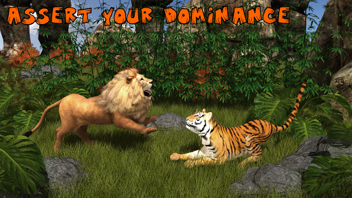 Ultimate Lion Vs Tiger screenshot 1