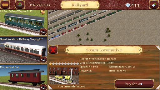 Railroad Manager 3 screenshot 4