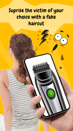 Hair Clipper, Scissors, Wall Scan, Fake Video Call screenshot 1