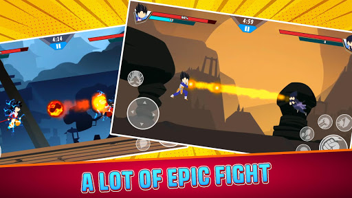 Stick Dragon Fighter screenshot 4