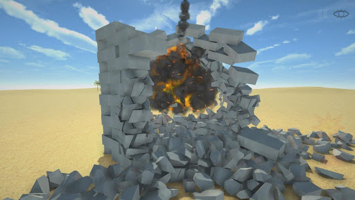 Destruction physics screenshot 2