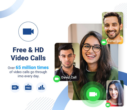 imo free video calls and chat screenshot 6