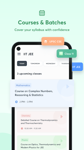 Unacademy Learning App screenshot 1