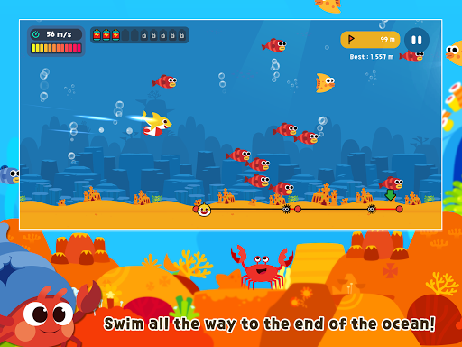 Baby Shark FLY screenshot 8