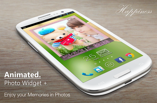 Animated Photo Widget screenshot 1