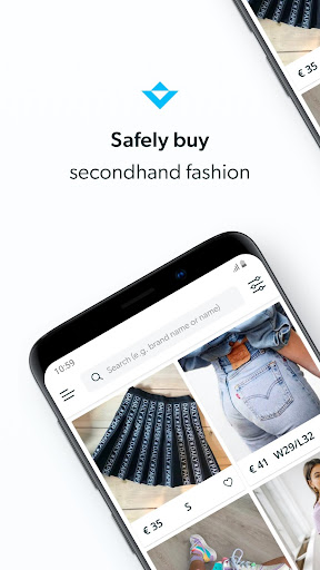 United Wardrobe - Safely Buy and Sell Your Fashion screenshot 1